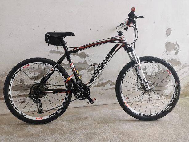 Bicicleta Marca QUER