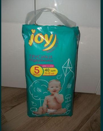 Продам недорого трусики-подгузники joy 5
