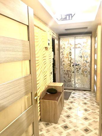 Продам двух кімнатну квартиру з євро ремонтом 44м2