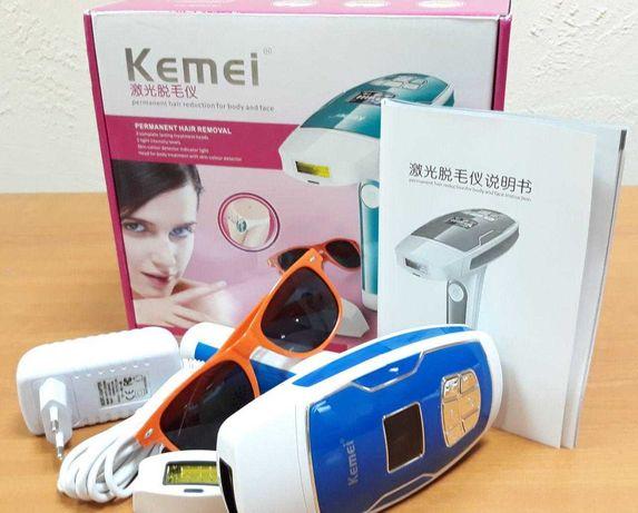 Новый kemei km 6812 фотоэпилятор - картриджи, Эпилятор