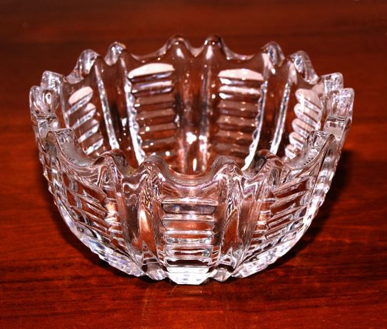 Хрустальная ваза, конфетница, монетница, салатница