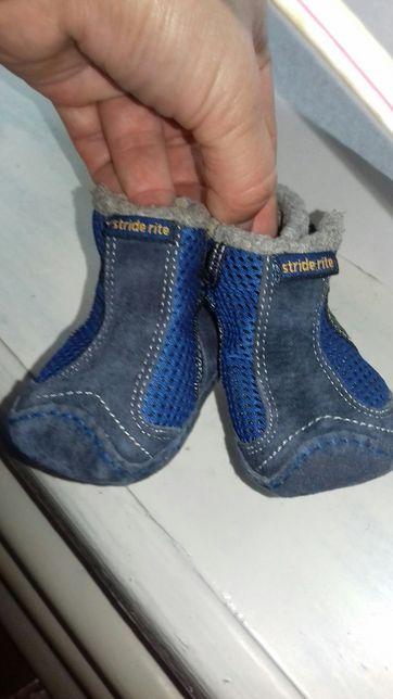 Обувь для мальчика(пинетки.)