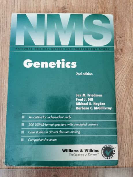 NMS Genetics 2nd edition