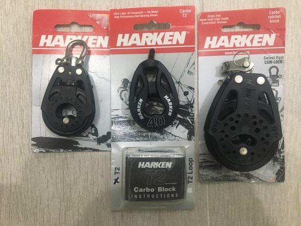 Новые блоки Harken
