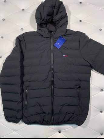 Tommy Hilfiger kurtki męskie z kapturem  jesień/zima