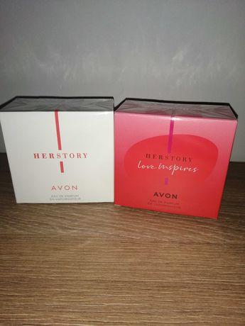 Perfumy avon damskie Hestory