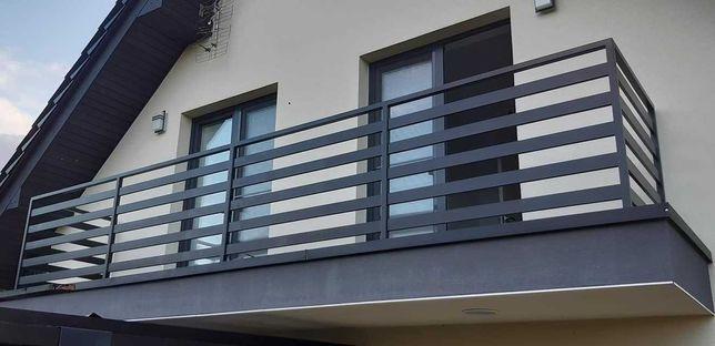 balustrady bramy ogrodzenia schody spawanie konstrukcje