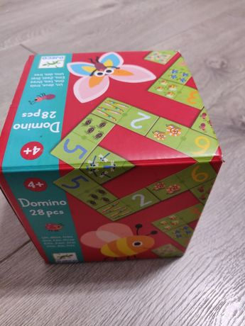 Домино детское DJeco 4+
