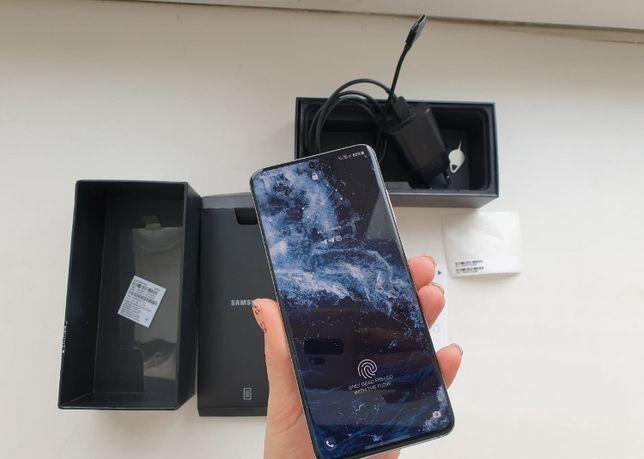 Samsung S 20 128gb голубой. На гарантии