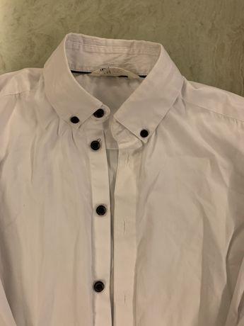 Koszula biała H&M rozmiar 152