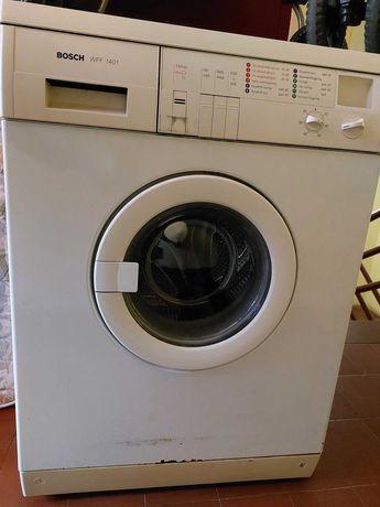 Máquina  lavar  roupa  Bosch