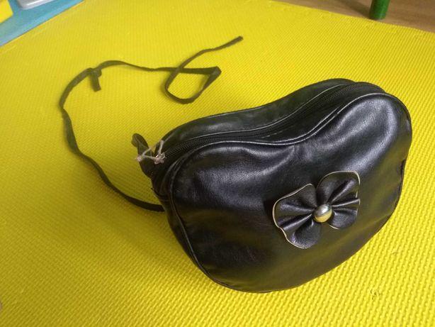 torebka mała czarna