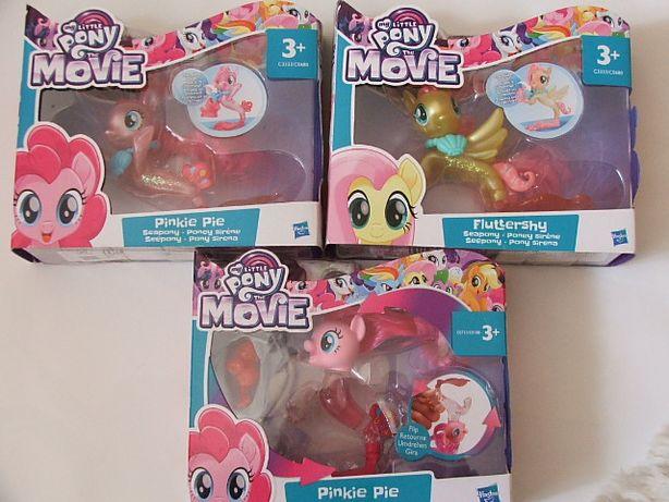 My Little Pony, Kucyki Ponny, syrenki, tanio