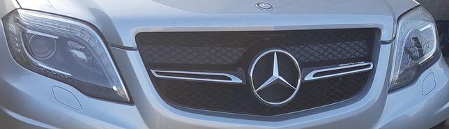 Atrapa Grill Mercedes Glk AMG