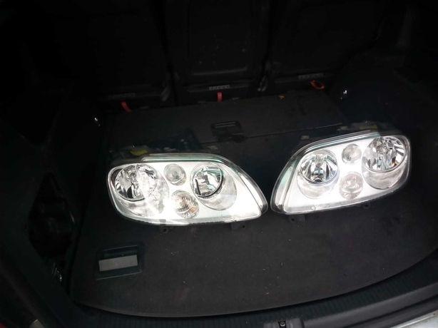 Lampy przód VW Touran 2003 rok