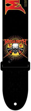 "Perri's 2060 2"" Polyester Megadeath - pasek do gitary"