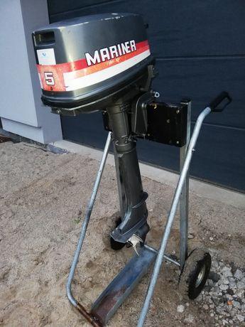 Silnik zaburtowy Yamaha Mariner 5 stopa L Szwajcaria