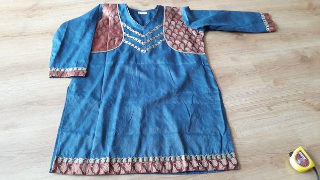 Tunika indyjska sukienka 42 xxl