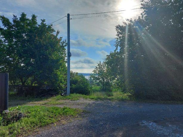 Продам участок с видом на Днепр в Волосском