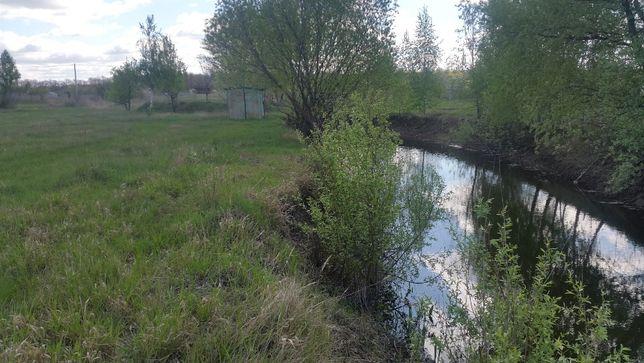 Ділянка в межах села Андріївка, Бориспільський району