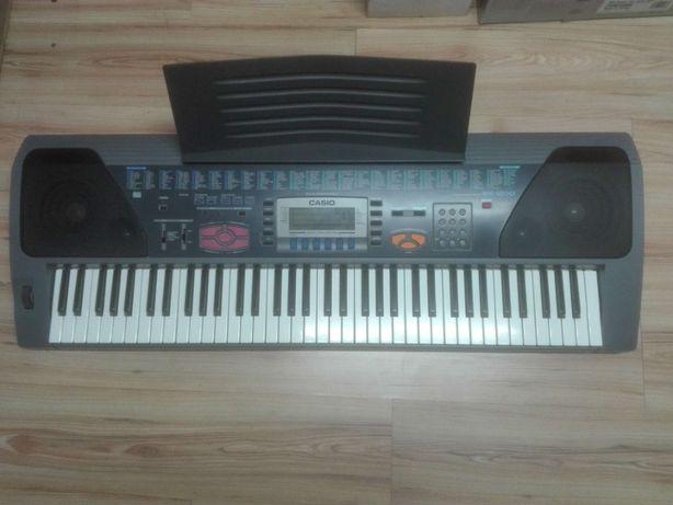 Keyboard syntezator pianino cyfrowe Casio WK-1200 73 klawisze 6 oktaw
