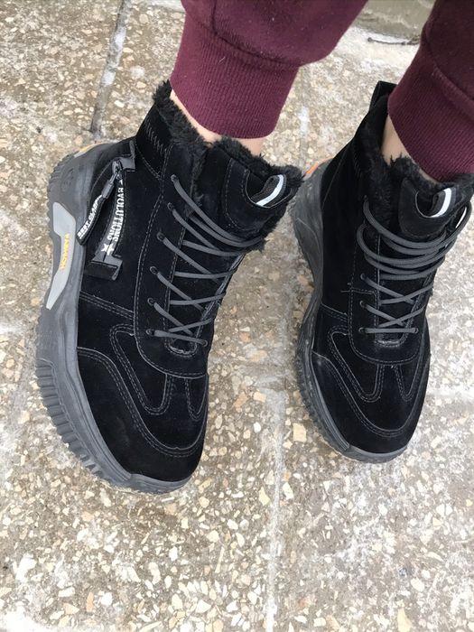 Зимние ботинки Харьков - изображение 1