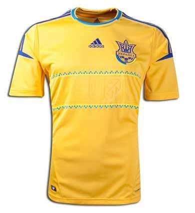 Футболка збірної України 2012/14