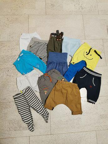 Spodnie chłopiece rozmiar 62 cm