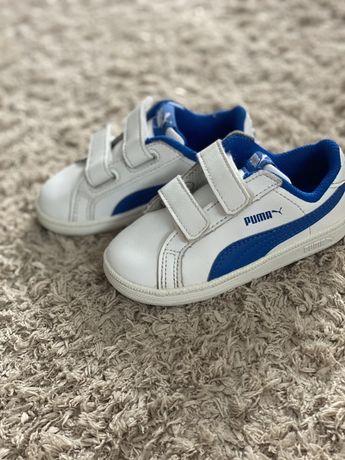 Детские кроссовки на мальчика Puma , в отличм состоянии