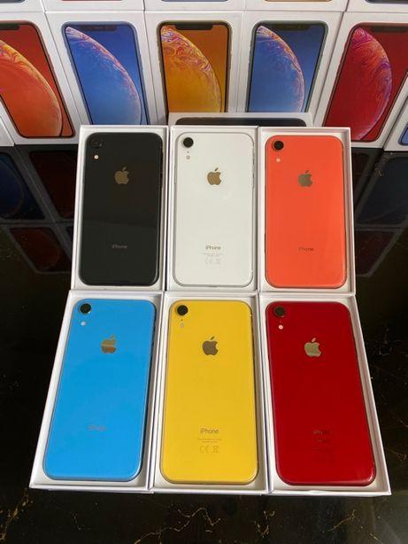 Apple iPhone XR 64Gb/128Gb Айфон Red|Black|White|Yellow|Coral|Blue