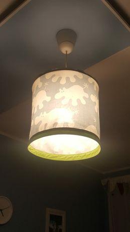 Żyrandol lampa sufitowa Ikea dziecięca