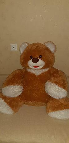 Продам большого мягкого медведя