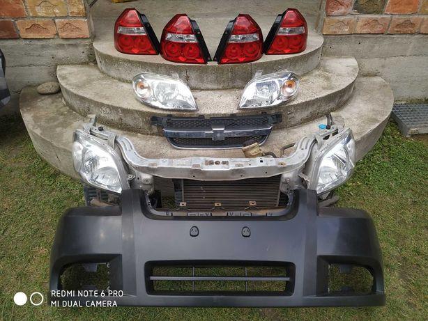 Фара Фонарь Шевроле Авео Т 250 200 Chevrolet Aveo