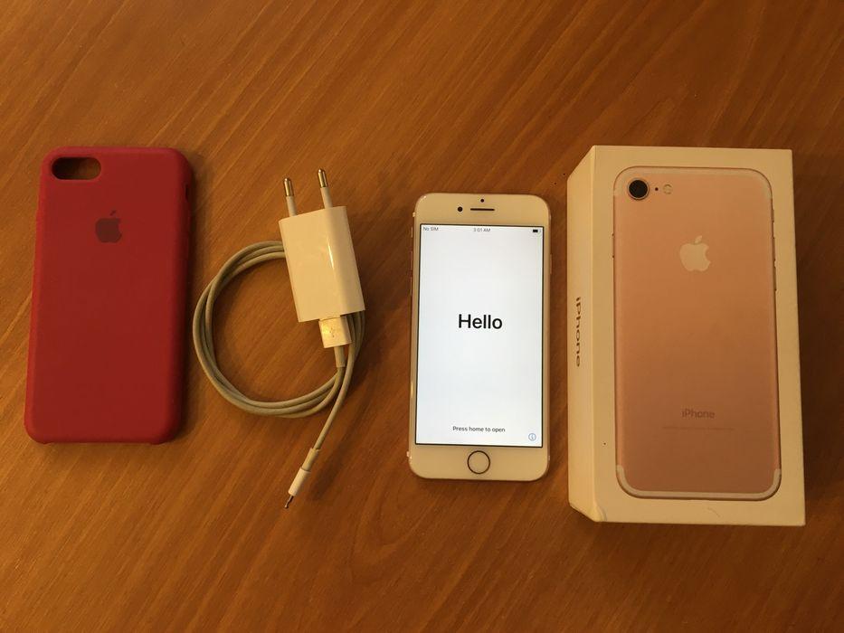 Продам iphone 7 128 Gb rose gold Днепр - изображение 1