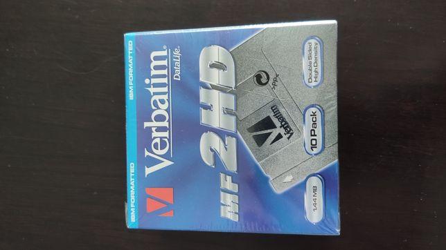 Dyskietki Verbatim MF 2HD