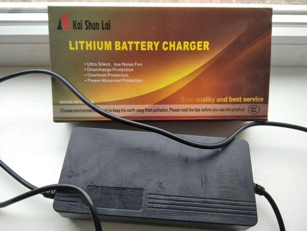 Зарядное устройство для электровелосипеда 36V 2A Li-ion
