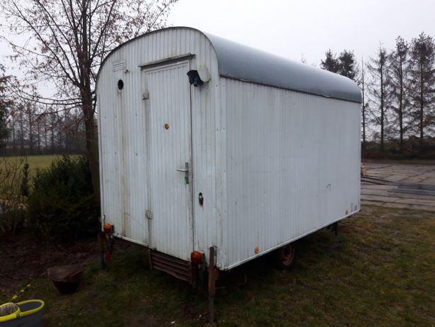 Barakowóz barak budowlany kontener