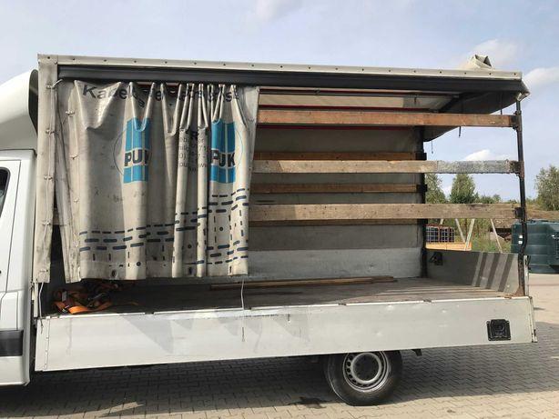 skrzynia ładunkowa mercedes sprinter 2012