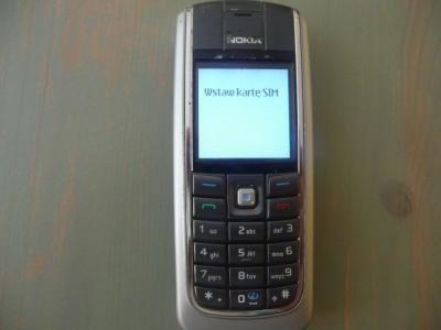Nokia 6020-uszkodzony