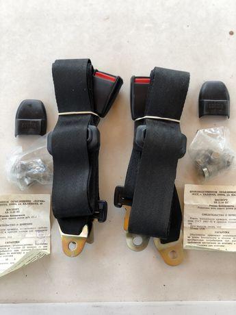 Ремни безопасности задние (новые)