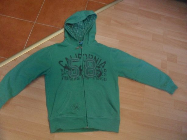 Bluza mlodziezowa Infinity 134/140.zielona.