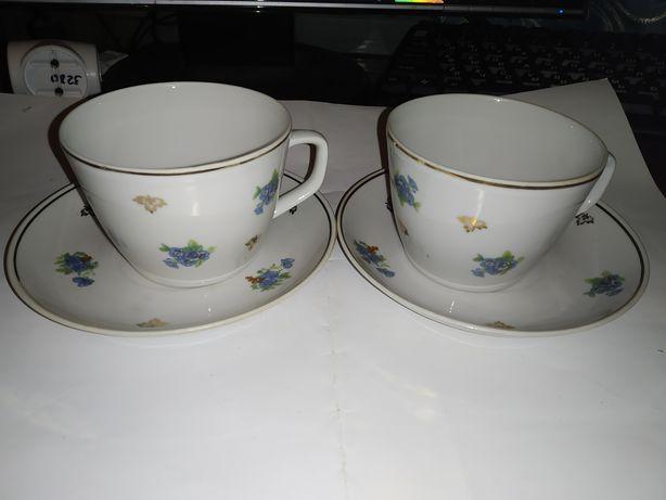 Чайная пара винтажная