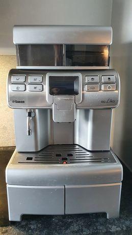 SAECO Aulika Ekspres do kawy Cappuccino Latte Espresso Firmy Biura