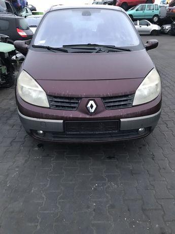 Renault Scenic wszystkie czesci