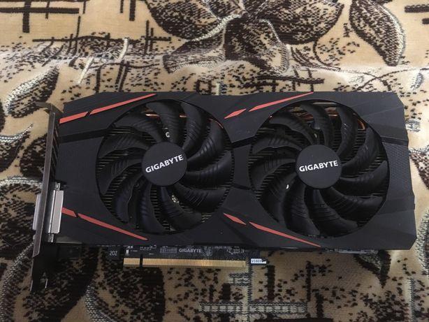 Видеокарта Gigabyte Radeon RX 470 G1 4G