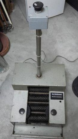 Maquina de limpar sapatos eletrica