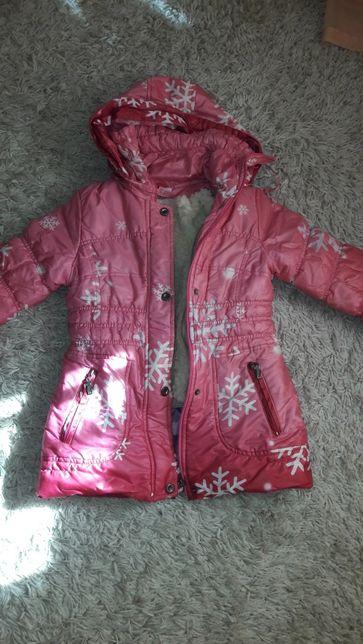 Продам куртку 116-122 рост