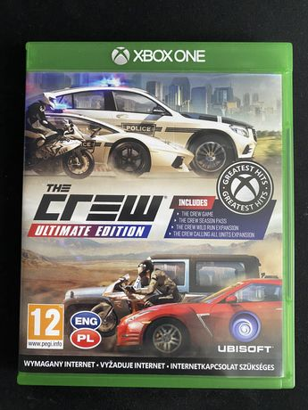 Gra The Crew Ultimate Edition Xbox one
