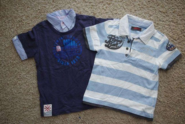 Catimini 4 lata 104 koszula koszulka polo