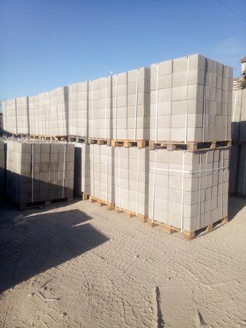 Блоки з відсіву Гладкі стінові,перегородочні Рвані колоті для Бруківка
